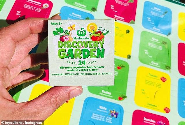 Discovery Garden sur Instagram