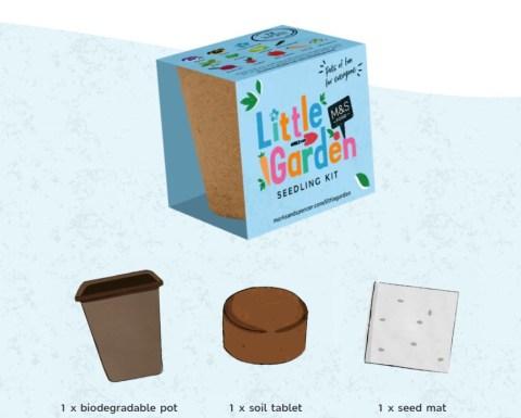 contenu du kit pot graines substrat