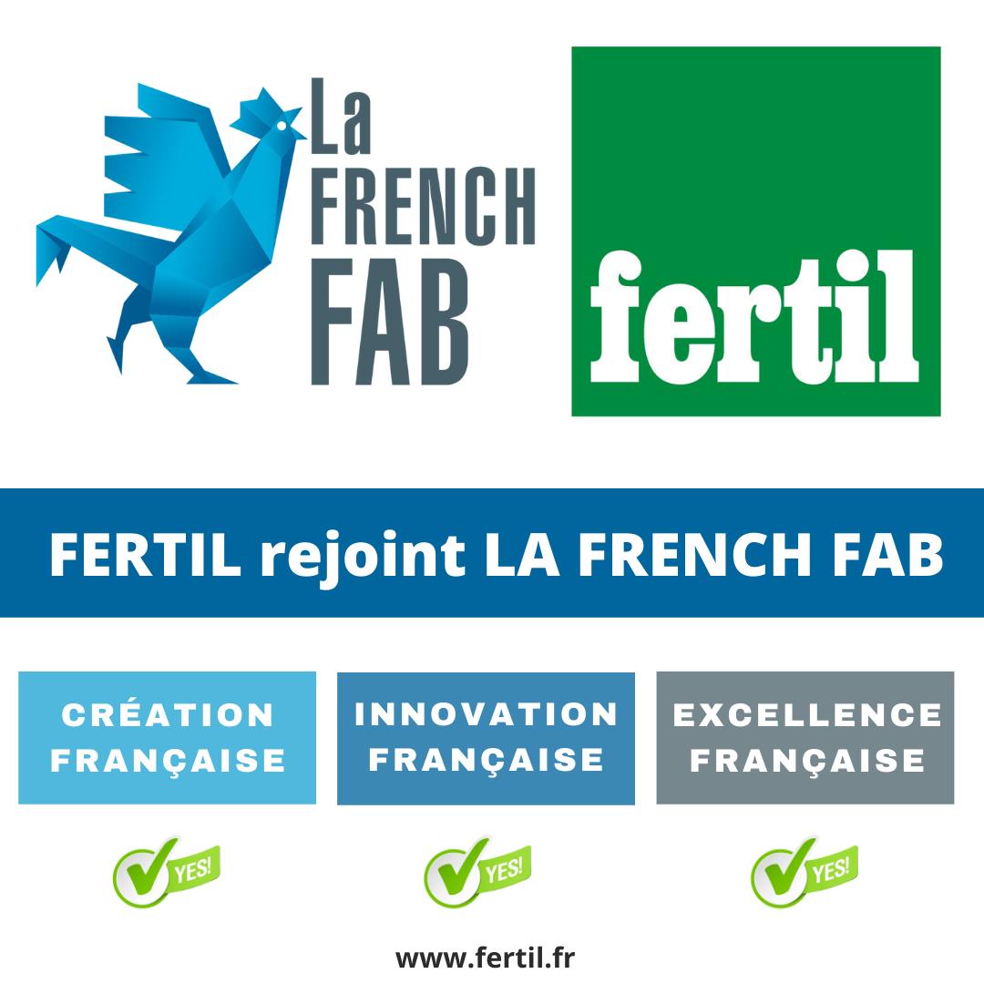 Fertil rejoint le mouvement de La French Fab